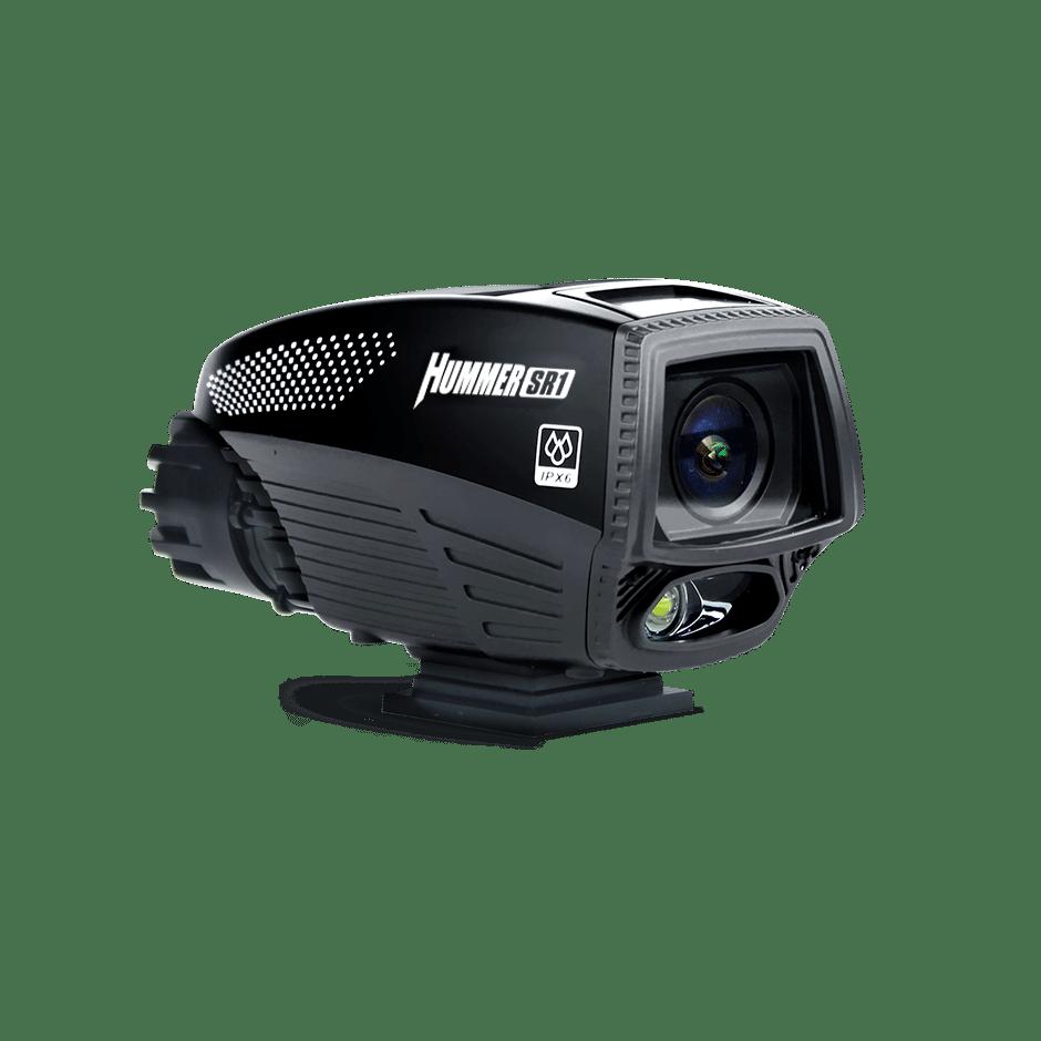 DOD moto kamere Hummer SR1