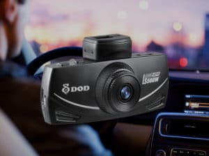DOD auto kamere LS 500 W+ 2ch